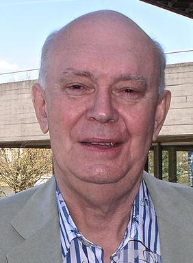 Image of Alan Ayckbourn available through Creative Commons
